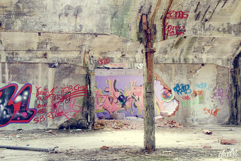 Urbex à la Faïencerie S / Poterie S - Urbex Alsace