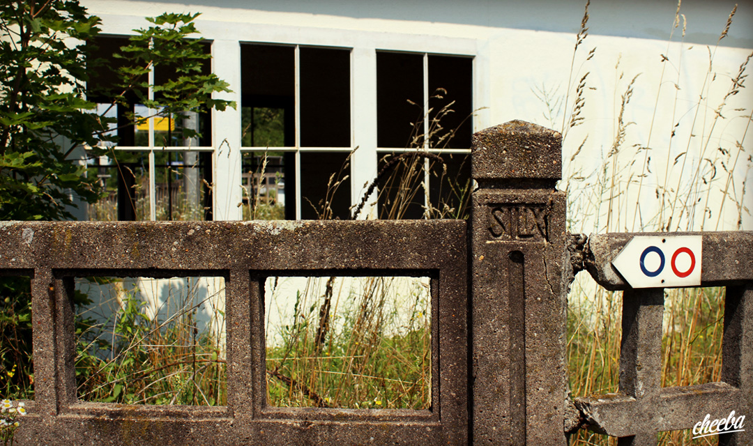Urbex ancienne gare abandonnée - Urbex Alsace