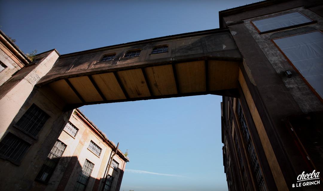 Urbex Usine Heat Strasbourg - Urbex Alsace