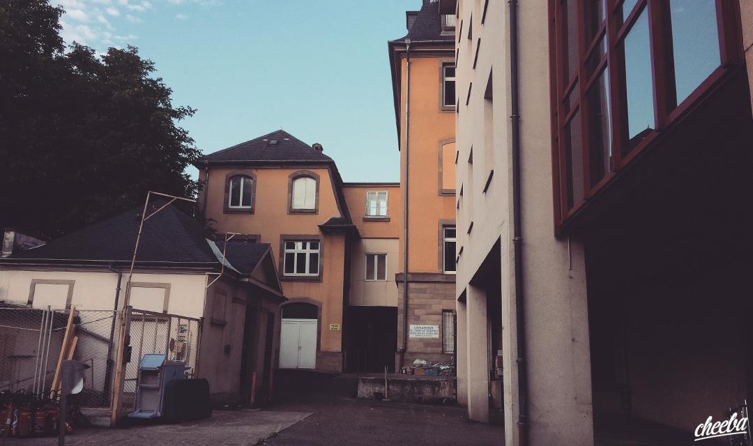 Urbex à la Clinique Sainte-Odile à Strasbourg - Urbex Alsace