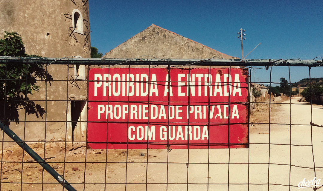 Urbex au Portugal - Urbex El Cheeba