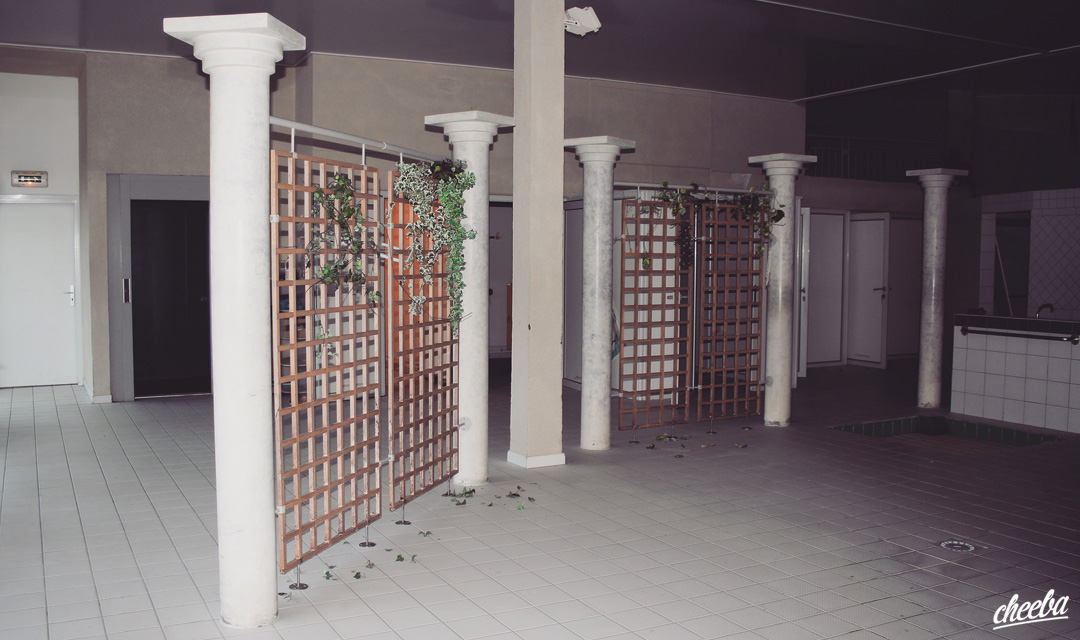 Urbex au Sanatorium aux cent clés - Urbex Alsace