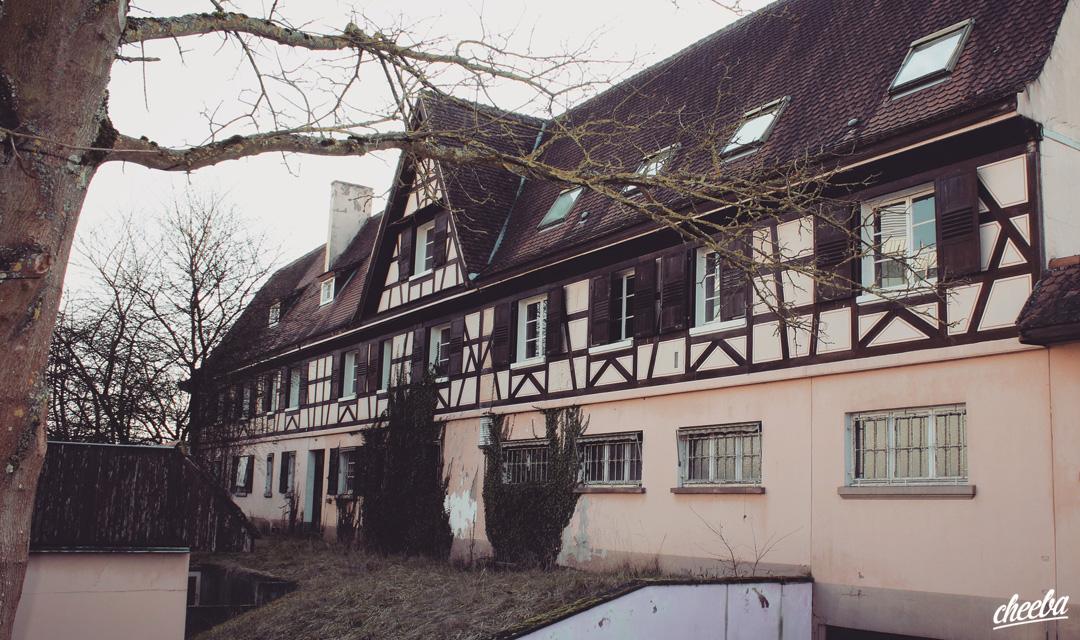 Urbex à la Stub des Sports - Urbex Alsace