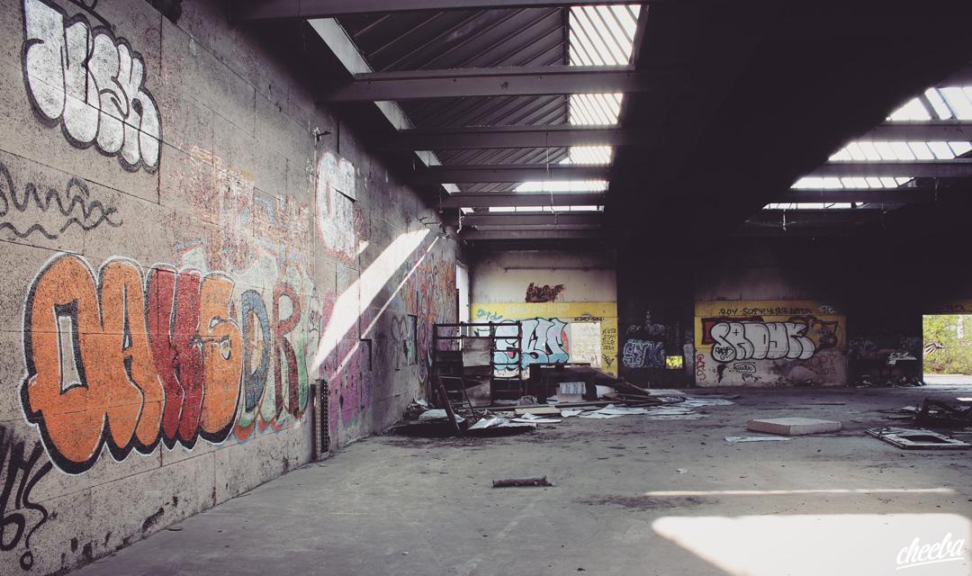 Urbex à l'imprimerie ISTRA à Schiltigheim - Urbex Alsace