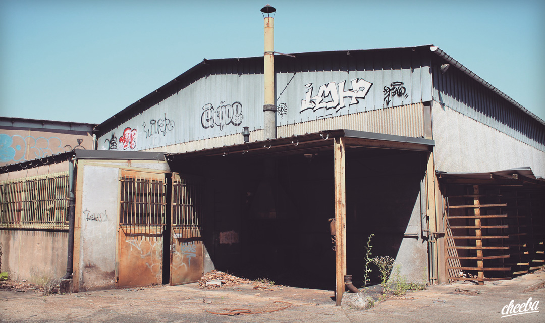 Urbex à l'atelier Unitop - Urbex Alsace