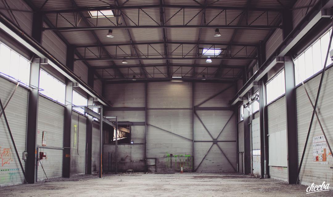 Urbex à l'usine Thwomp - Urbex Alsace