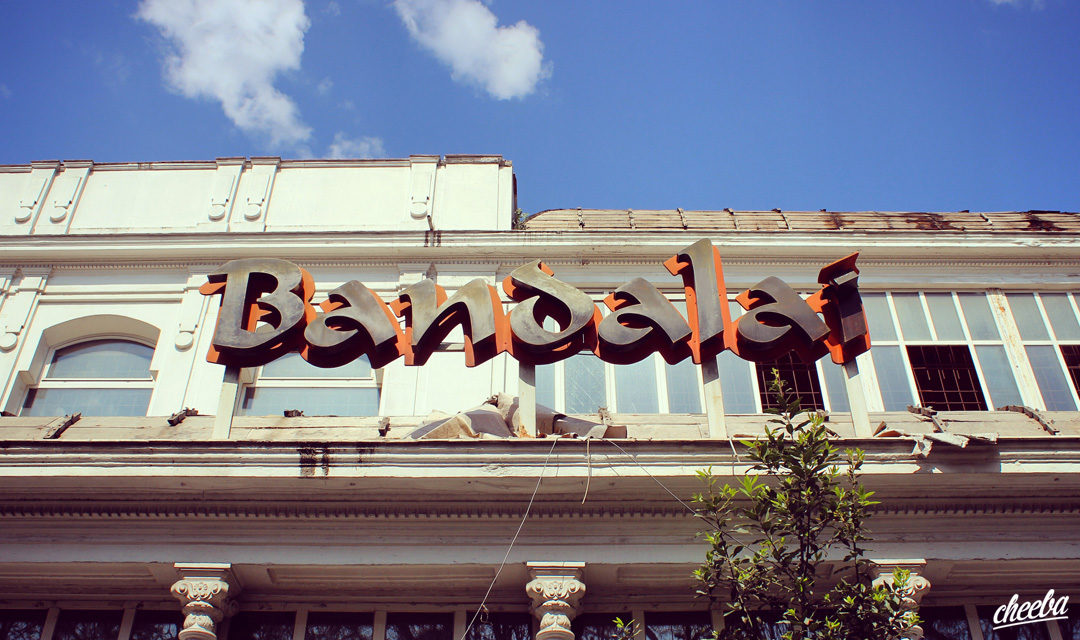Urbex à la Discoteca Bandalai à Séville - Urbex Espagne