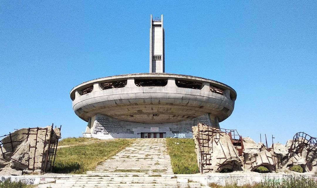 Monument de Bouzloudja (Buzludja) - Urbex