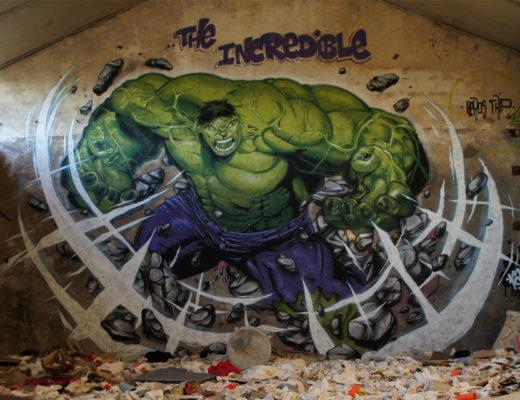 Graffiti & Street Art en Alsace by KADE - Street Art Strasbourg