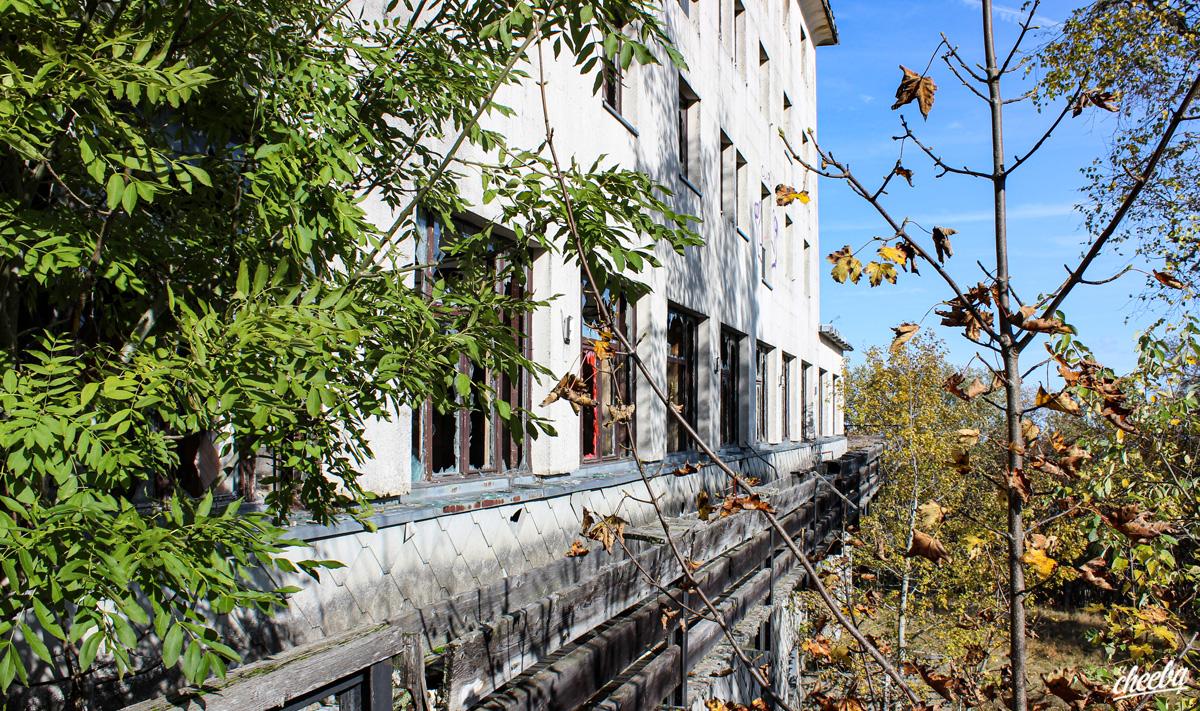 Urbex au Grand Hôtel du Markstein - Urbex Alsace