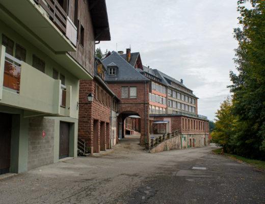 Urbex Clinique du Coiffeur - Urbex Alsace by El Cheeba
