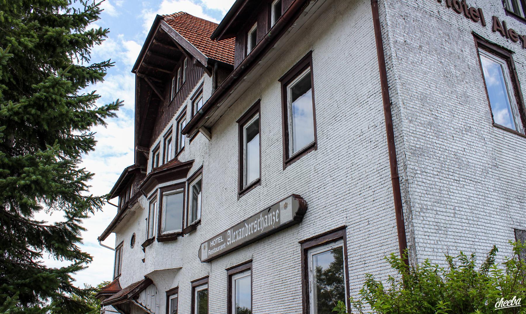Urbex Hôtel abandonné Alexanderschanze en Allemagne - Urbex Allemagne by El Cheeba