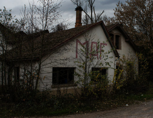 Urbex Usine MAF à Hersbach - Urbex Alsace by El Cheeba