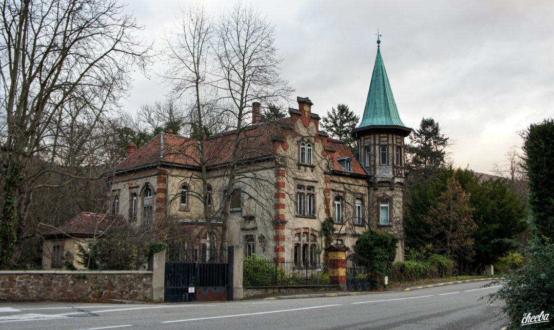 Urbex La Villa 1902 - Urbex Alsace by El Cheeba