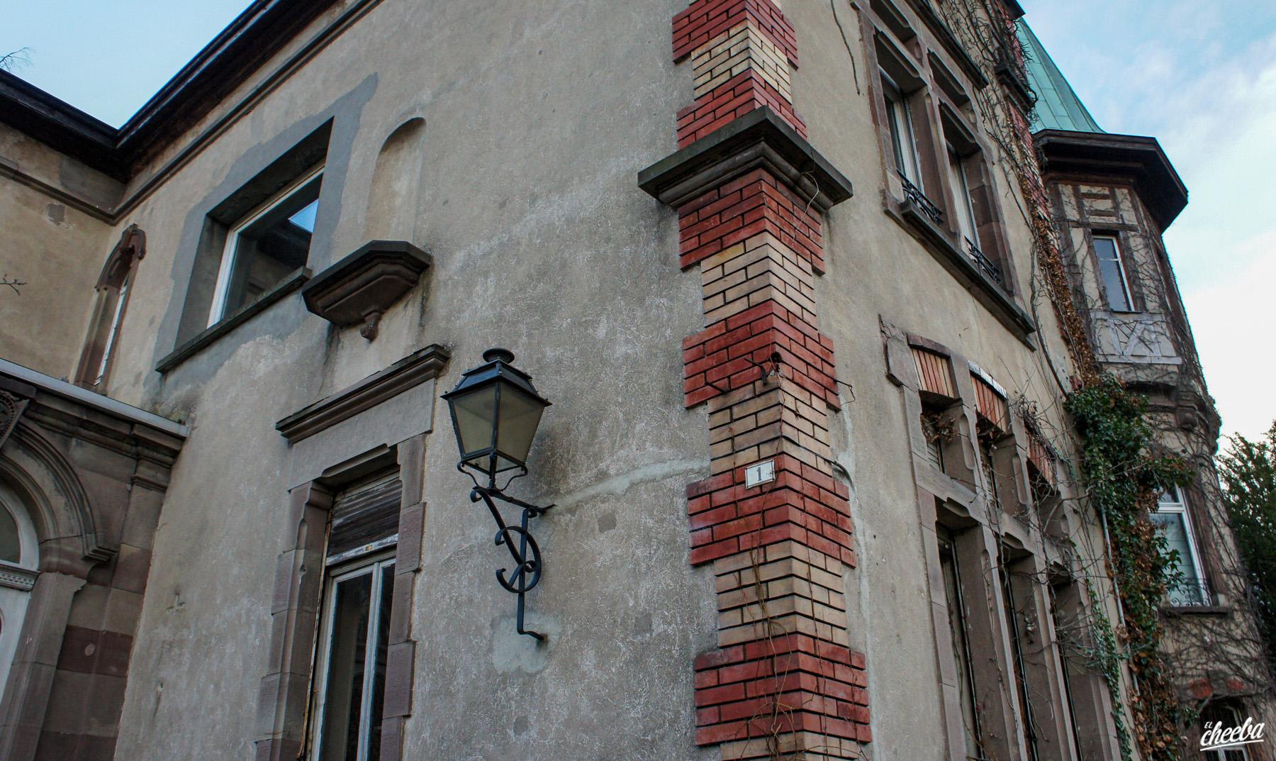 Urbex La Villa 1902, villa Weibel à Kaysersberg - Urbex Alsace by El Cheeba