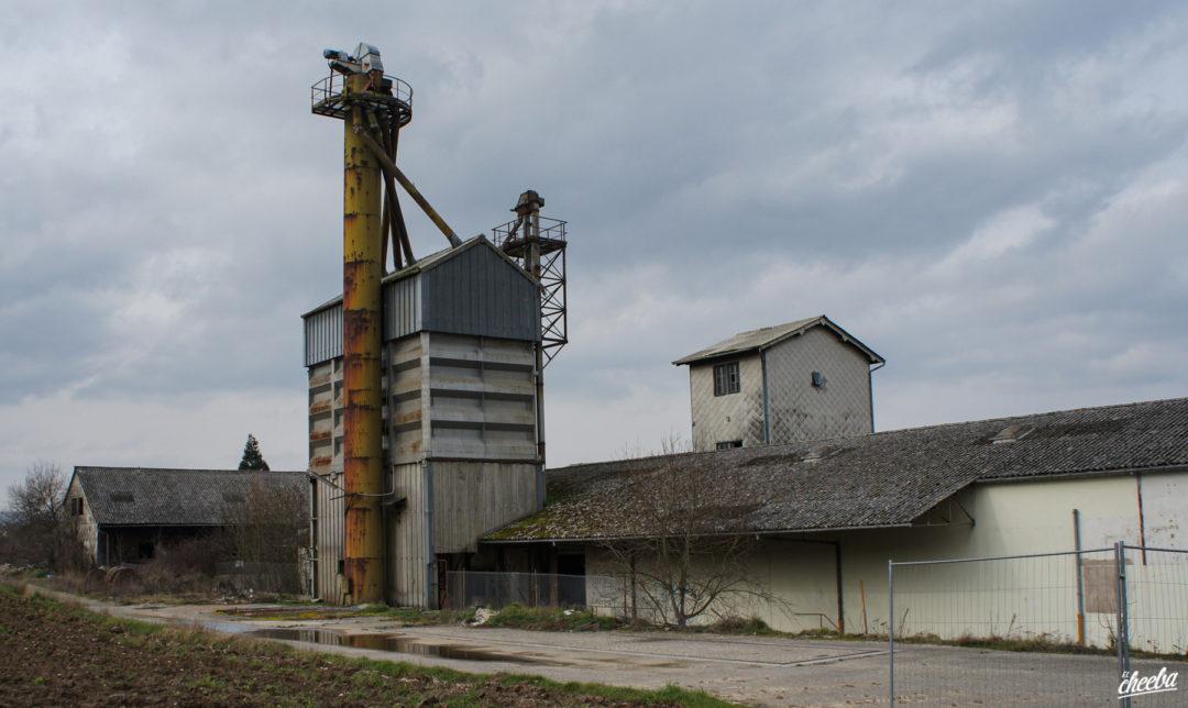 Urbex Ancien Comptoir Agricole à Wasselonne - Urbex Alsace by El Cheeba