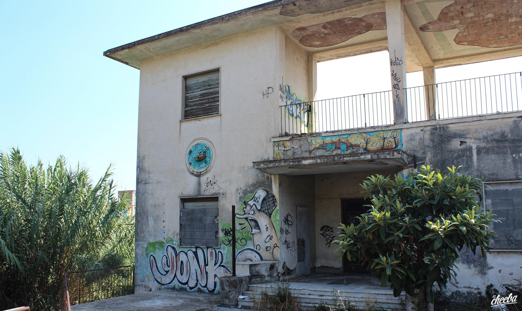 Urbex Lost Places in Sicilia - Urbex Italie by El Cheeba