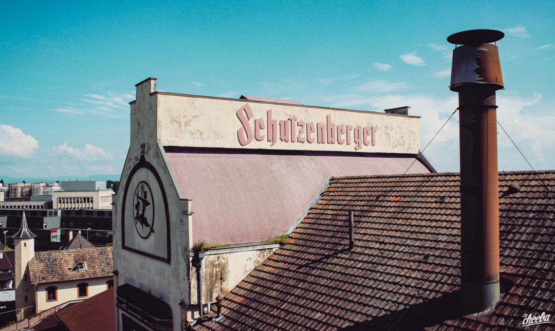 Urbex à la Brasserie Schutzenberger de Schiltigheim - Urbex Alsace by El Cheeba