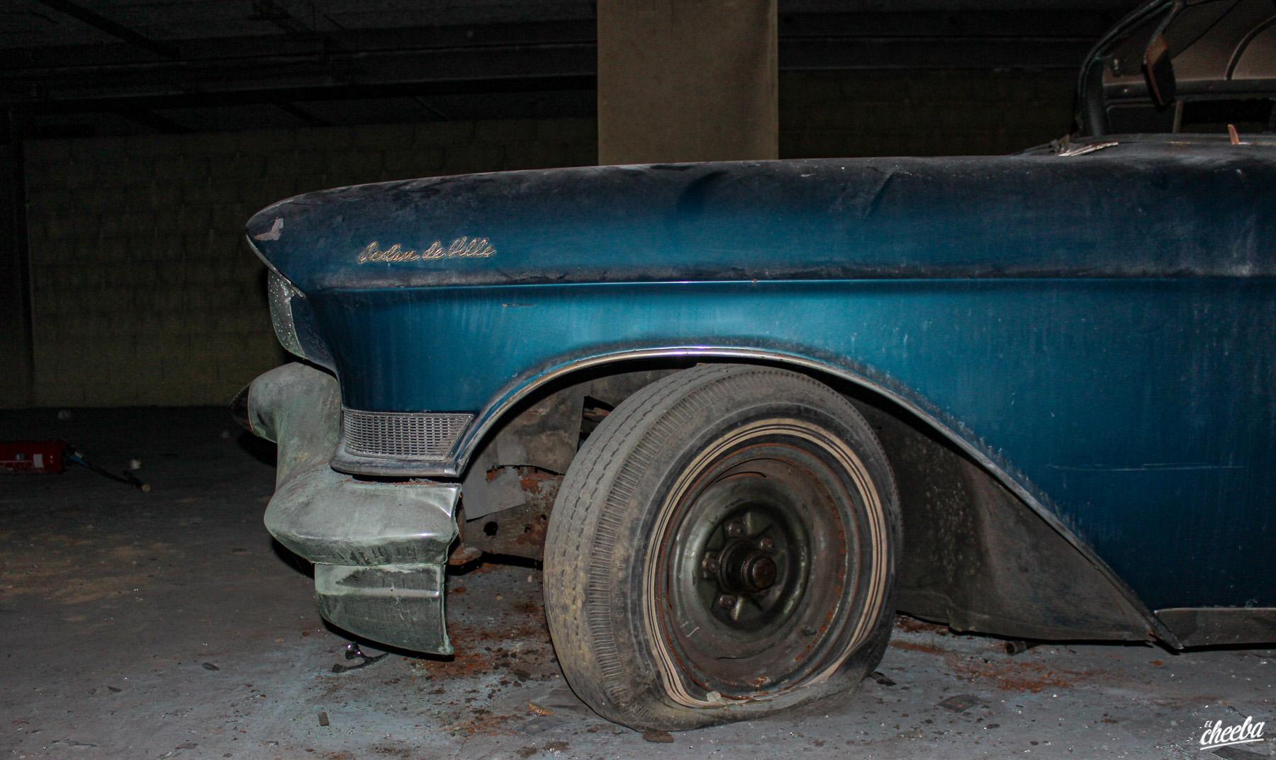 Urbex à la Blue Cadillac Factory, l'usine Cadillac - Urbex Alsace