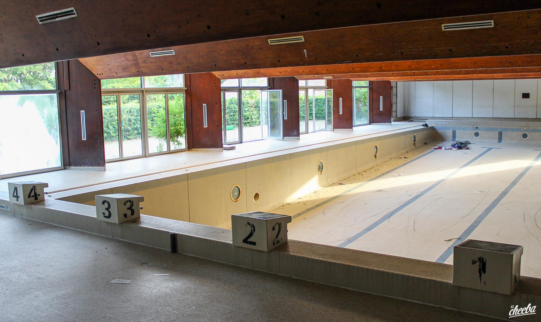 Urbex à piscine abandonnée de Duppigheim - Urbex Alsace