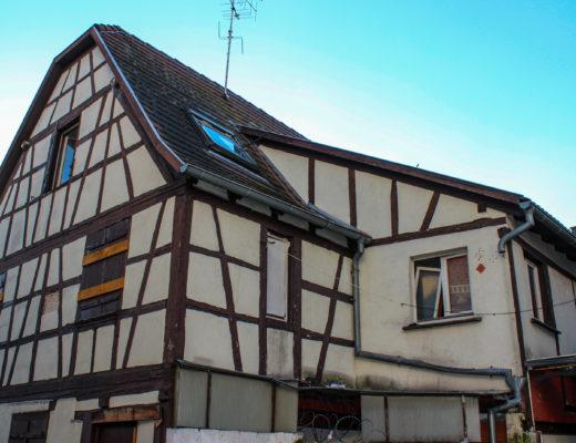 Urbex au Clubhouse du Soleil, clubhouse abandonné à Bischheim - Urbex Alsace
