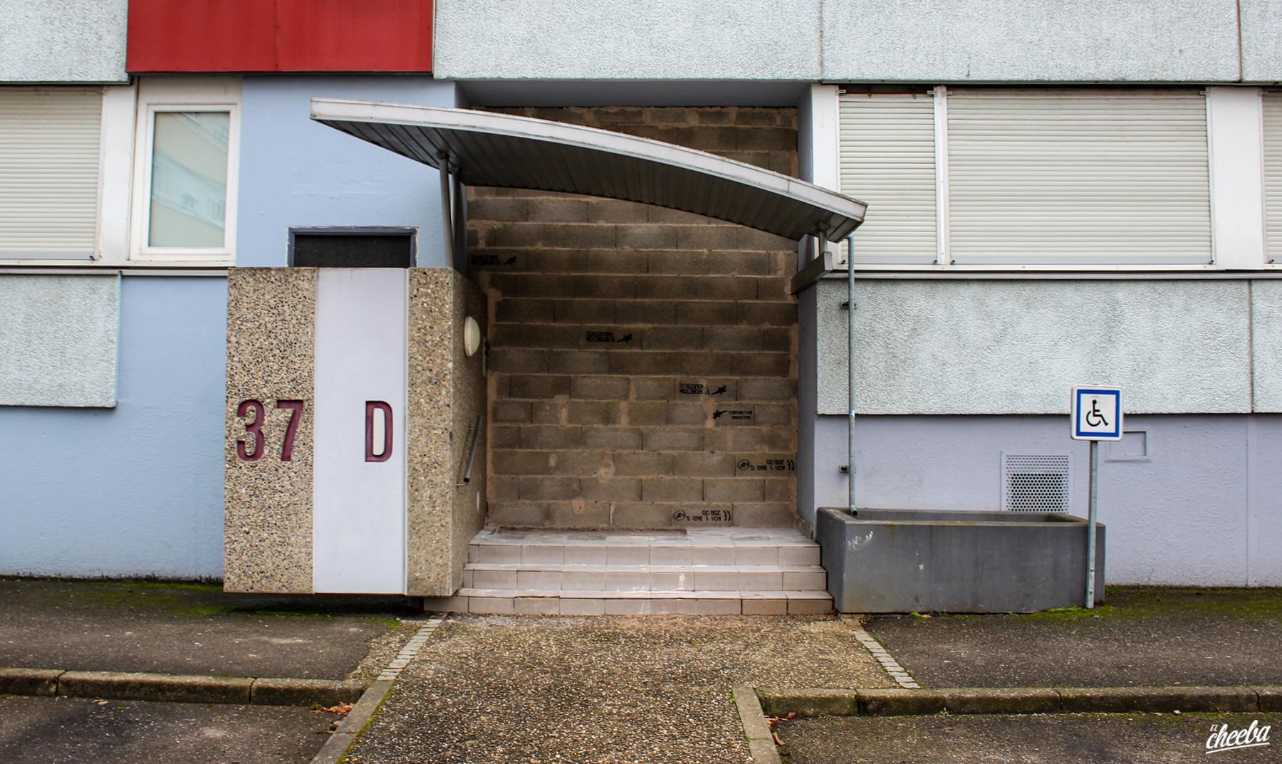Urbex au Bâtiment 37 du Quartier Libermann à Illkirch-Graffenstaden - Urbex Alsace