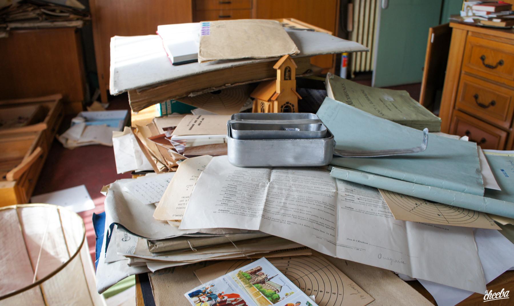 Urbex au Manoir Tipografico - Urbex Alsace