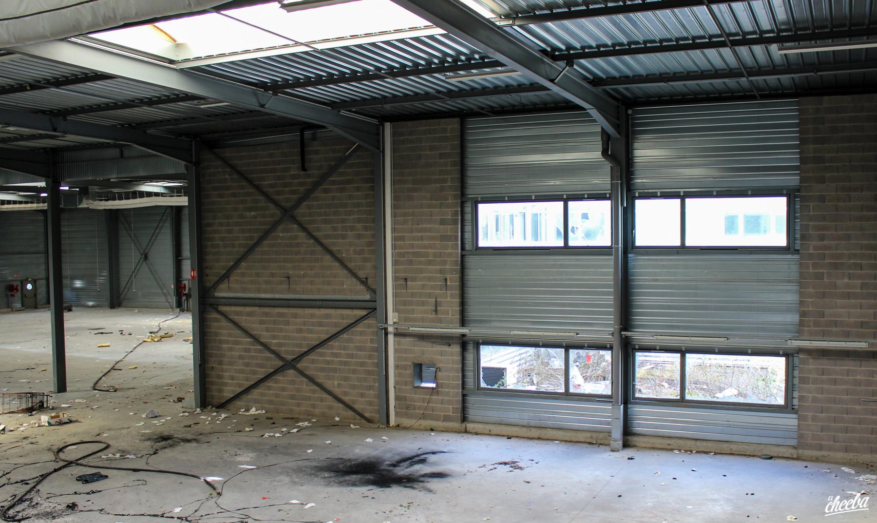 Urbex à l'usine aux canards, abandonnée en Alsace - Urbex Alsace
