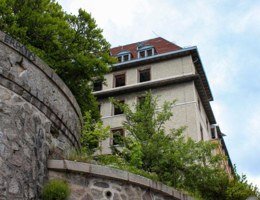 La Clinique du Diable, clinique de l'Altenberg, abandonnée à Stosswihr - Urbex Alsace