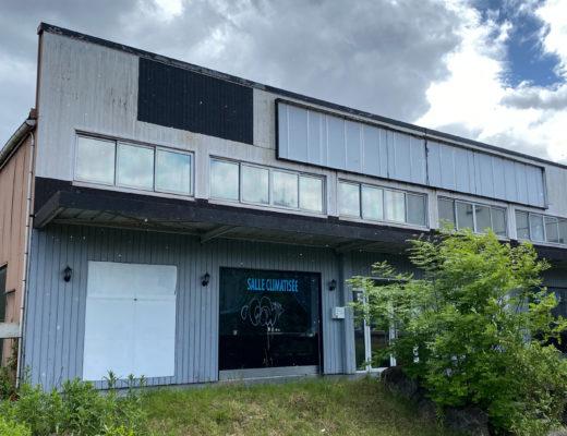 Urbex au restau de Darko, restaurant abandonné en Alsace - Urbex Alsace