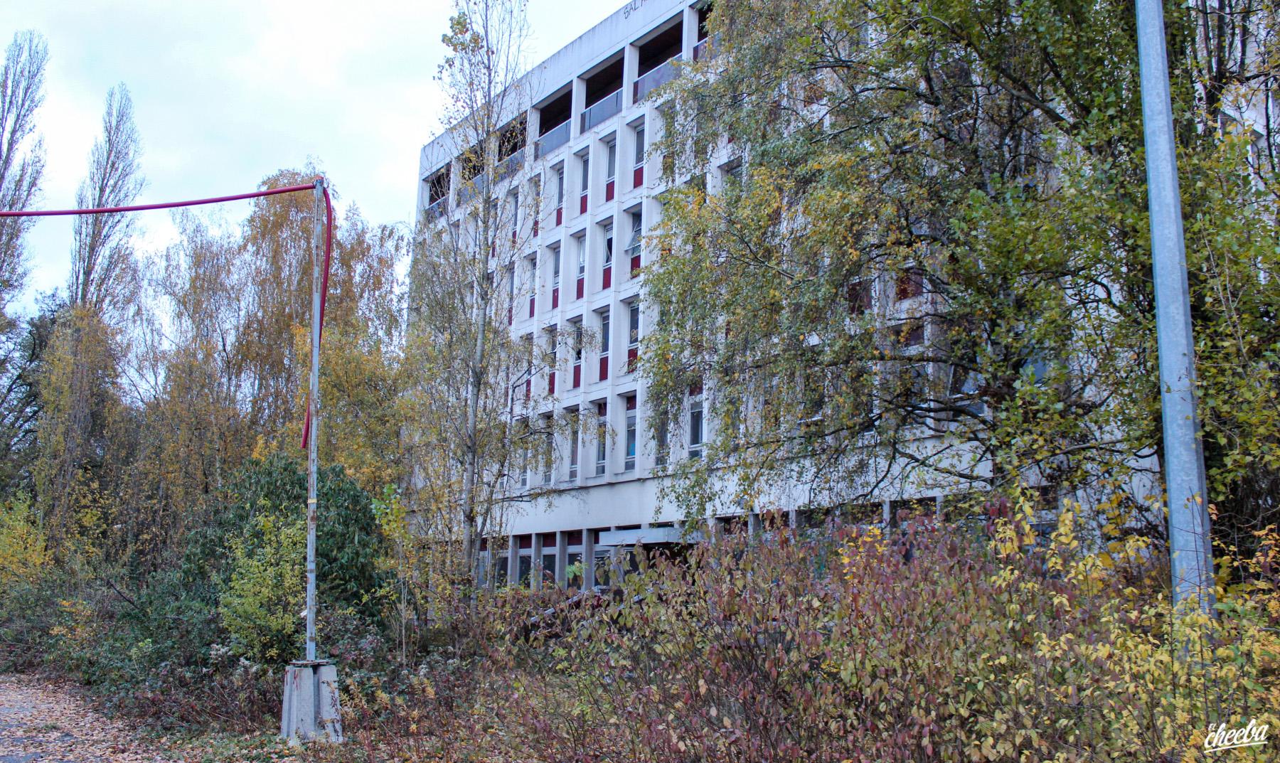 Urbex au Centre de Tri de La Poste à Schiltigheim - Urbex Alsace