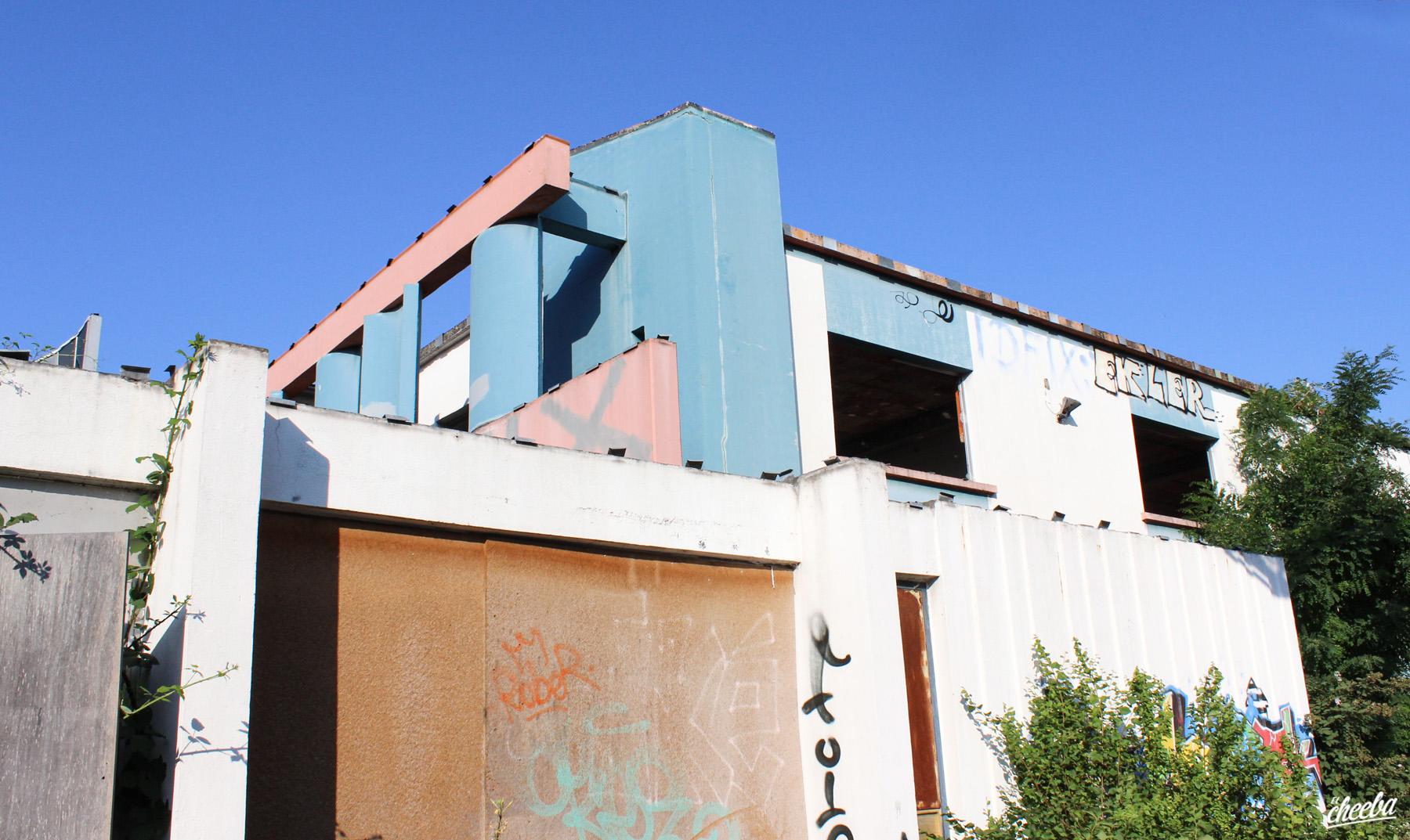 Urbex à l'Usine Austin Powers, usine abandonnée à Strasbourg - Urbex Alsace