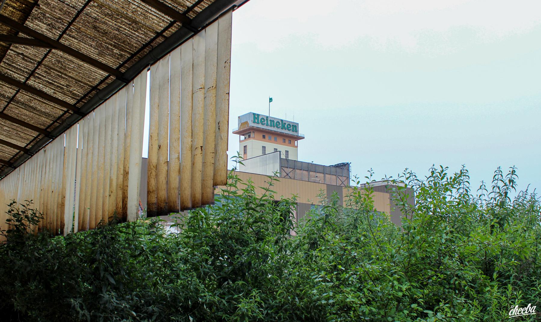 Urbex à l'usine Caddie, abandonnée à Schiltigheim - Urbex Alsace