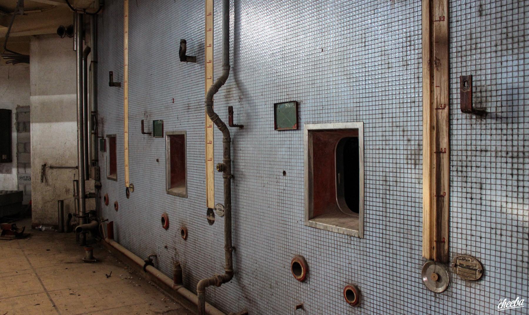 Urbex à la Wine Cellar, un atelier d'embouteillage abandonné en Alsace - Urbex Alsace